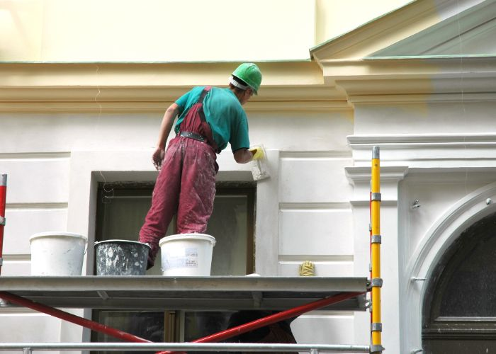 exterior house painters in Kansas City
